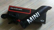 BMW MINI Handheld Travel Flash Light bottle opener with Strap Torch