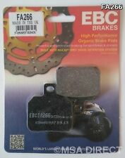 Aprilia RSV4 / RSV4R (2010 to 2015) EBC Kevlar REAR Brake Pads (FA266) (1 Set)