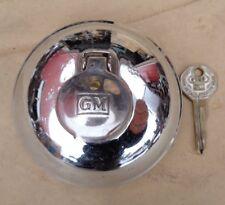 "1937 1948 Chevy ""GM"" LOCKING GAS CAP w/ KEY Original Stant 4401 ""A"" fleetline"