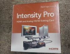 BLACK MAGIC DESIGN INTENSITY PRO HDMI ANALOG HD/SD EDITING CARD quantity