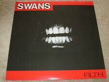 SWANS - FILTH - NEW - LP RECORD
