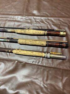 Vintage Fiberglass Fly Rods