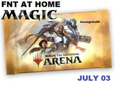 MAGIC MTGA MTG Arena Code FNM Home Promo Pack JUL 3 / JULY 3 INSTANT EMAIL