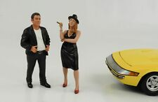 Hanging Out Patricia Cool Girl Femme Figurine 1 18 American Diorama N° car