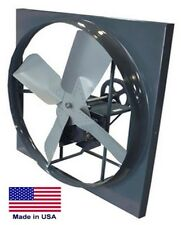 "PANEL EXHAUST FAN Belt Drive - 60"" - 3 Hp - 35,000 CFM - 115/230 Volts - 1 Phase"