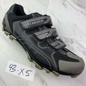 Specialized  Cycling Mountain Shoes 6118-4043 Mens 10 / 43 Shimano Cleats / X5