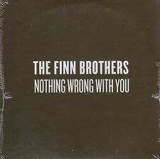 THE FINN BROTHERS NOTHING WRONG WITH YOU CD SINGLE PROMO CARPETA CARTON CROWDED