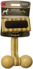 Bamboo Massaging Slicker Brush for Pets (Small)
