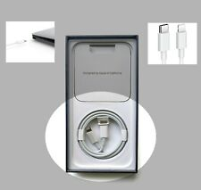 Original APPLE Usb Tipo C-un rayo rápido cable de datos para iPhone 11/Pro/Max