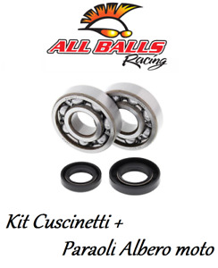 All Balls 34596 Cuscinetti+Paraoli Albero Motore POLARIS Scrambler 500 2x4 08