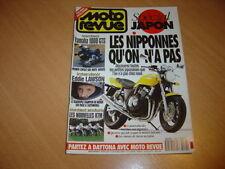 Moto revue N° 3062 Yamaha 1000 GTS.Yamaha 850 TDM.Beta