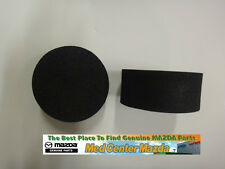 Mazda 3 Cupholder Spacer (pack of 2)  2014 2015 2016 2017 K053-64-41Y Black Foam
