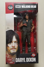 "McFarlane AMC The Walking Dead Daryl Dixon 7"" Figure Color Tops Red Wave #6"