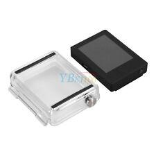 LCD BacPac Ecran d'Affichage+Étanche Couverture Arrière Case Pr GoPro HD Hero 3+
