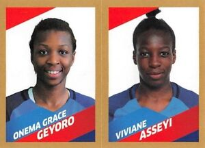 stickers Panini Carrefour Foot 2018 - N° 77B - 77A