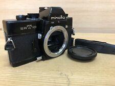Exc+5 Minolta SRT 101 Black 35mm SLR Film Camera Body Only From Japan #N11-W3