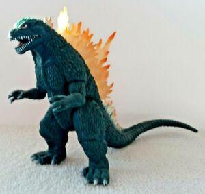 Bandai Godzilla 2000 Action Figure Translucent Fiery Spikes Version Kaiju Toho