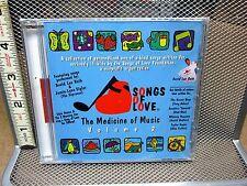 DAVID LEE ROTH Songs of Love CD Medicine of Music 2001 Jamie-Lynn Sigler NWT