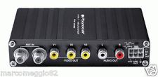 Phonocar VM206 Sintonizzatore TV Diversity per segnale digitale lettore USB