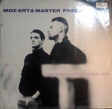 DISCO 33 GIRI  Moz-Art & Master Freez – Let The Music Move Me