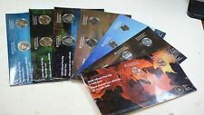 2006 Canada First Day Coins Complete Mintmark Set-1,5,10,25,50 Cents-$1,$2 Coin