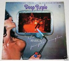 Philippines DEEP PURPLE The Mark II Purple Singles LP Record