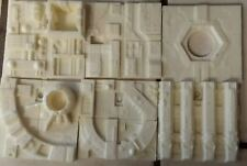 20 piece 1/72 resin death star wars tiles for bandai and fine molds diorama lots