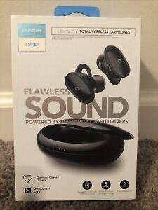 Anker SoundCore Liberty 2 TWS In-Ear Headphones - Black
