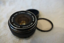 Olympus G Zuiko Auto-W 1:3.5 28mm view pictures stunning lens f3.5 REF RA1