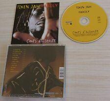 RARE CD ALBUM COURS D'HISTOIRE TIKEN JAH FAKOLY 12 TITRES 2006
