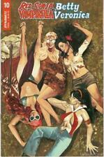 Red Sonja Meet Betty & Veronica #10 - Variant Cover A Dalton
