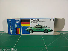 REPRODUCTION BOX for Tomica Blue Box No.F16 Porsche 911S Police Car