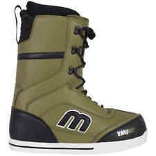ThirtyTwo Men Lo-Cut Snowboard Boots (12) Olive