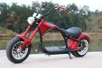 Eléctrico Scooter M1 2000W 20AH Citycoco Eec / Coc Calle Legal Rojo E Scooter