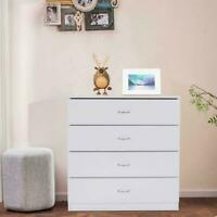 Chest of Drawers Dresser 4 Drawer Discount Furniture Cabinet Bedroom Storage