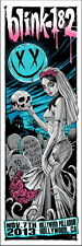 "204 Blink-182 - American Rock Band Music Stars Travis Barker 14""x42"" Poster"