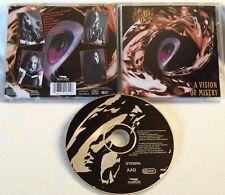 Sadus - A Vision Of Misery CD OOP1992 ROADRACER revenant demolition hammer