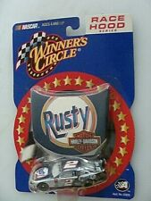 #2 - RUSTY WALLACE - the RUSTY/HARLEY DAVIDSON FORD TAURUS - WC/ACT 1:64 - 2001