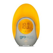 Gro Company Gro Egg Room Temperature Thermometer with Night Light