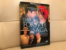 The Forsyte Saga - Series 2 (DVD, 2004, 2-Disc Set)