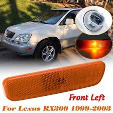 Front Bumper Side Marker Light Assembly For Lexus RX300 1999-03 Left Driver Side