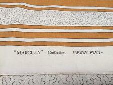 "Pierre Frey : Tissus "" Marcilly "" 3m10 x 1m 55 (  122 in x 61 in )NEUF"
