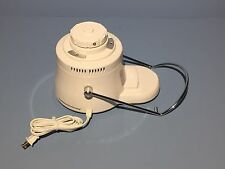 JACK LALANNE'S POWER JUICER EXPRESS BASE MOTOR ONLY PART MODEL MT-1020