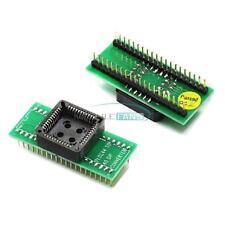 Plcc44 To Dip40 Chip Simple Ez Programmer Adapter Socket Universal Converter
