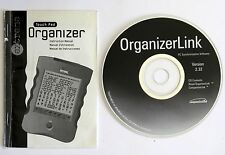 Royal Touch Pad Organizer Extreme PDA, M/N 14516T, CDROM Software Ver. 2.32