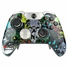 SKULL HEADS Xbox One ELITE Rapid Fire Modded Controller 40 Mods for COD Destiny
