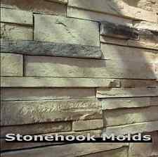 Plastic Molds for Concrete Plaster Wall Stone Cement Tiles CONCRETE MOULD Poly