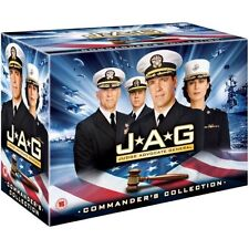 Jag Seasons 1 To 10 Complete Boxset 54x DVD