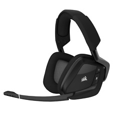Corsair Void Pro Dolby 7.1 RGB Wireless Gaming Headset (Carbon)