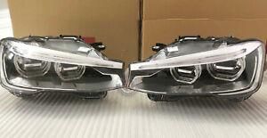 2014-2017 Original BMW X3 F25 adaptive Full LED headlight assembly 7460631-02